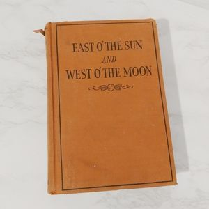 Vintage Hard Back Book